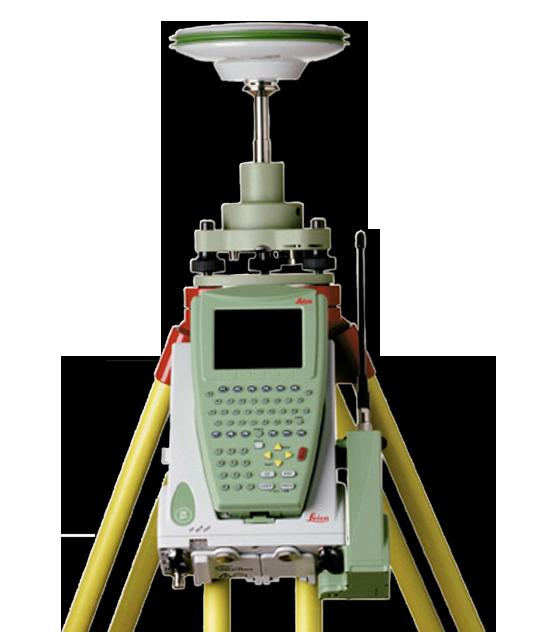 GPS DIFERENCIAL LEICA 1200 - EQUIPAMENTO - TOPOTEC - TOPOGRAPHIC SERVICES